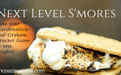 NEXT-LEVEL S'MORES: HOW TO TAKE YOUR MARSHMALLOW-AND-GRAHAM-CRACKER GAME TO TASTY NEW HEIGHTS