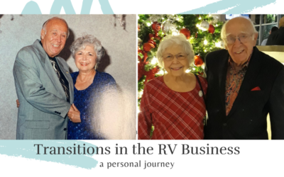 Transitions in the RV Business