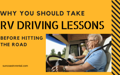 Take a RV Driving Lesson Before Hitting the Road