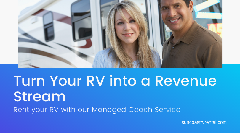 Rent Your RV with a Managed Service