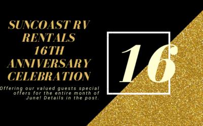 16th Birthday Celebration Offer